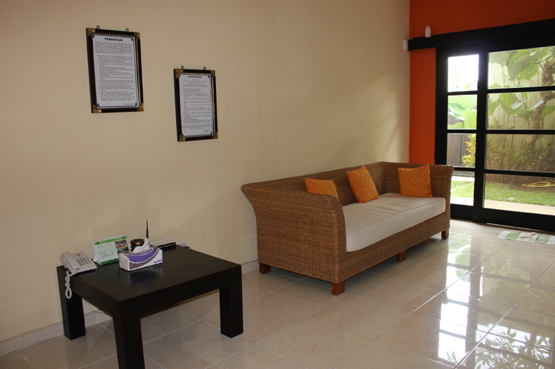 Guest House all ready to Umalas