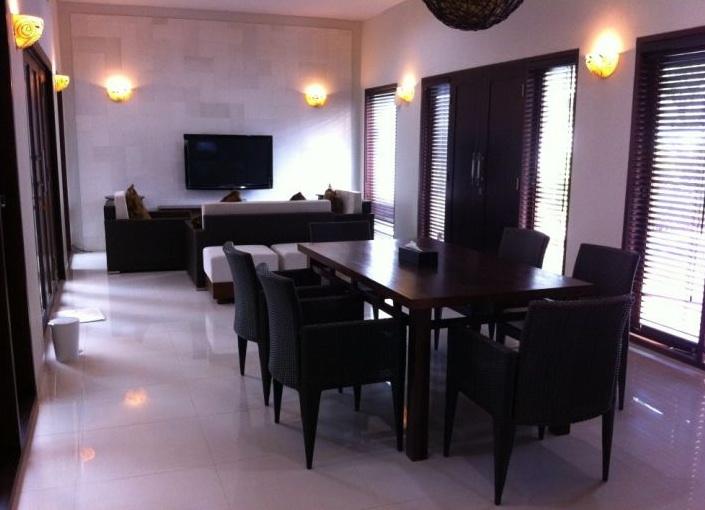 Villa freehold à vendre à Seminyak