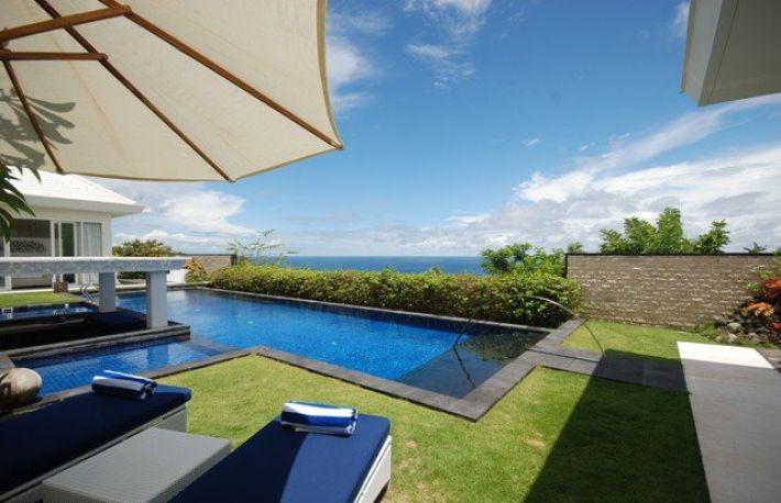 Jolie Villa Bleu Azur à vendre à Nusadua