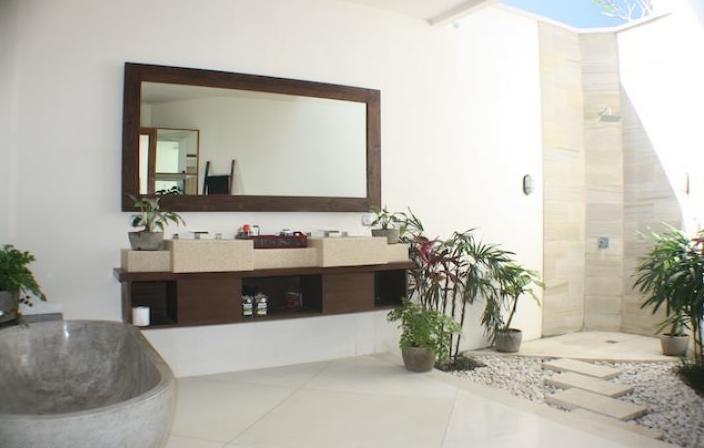 Villa mewah dan modern di Umalas, Bali