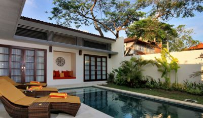 Elegant Modern Balinese Architecture at the heart of seminyak