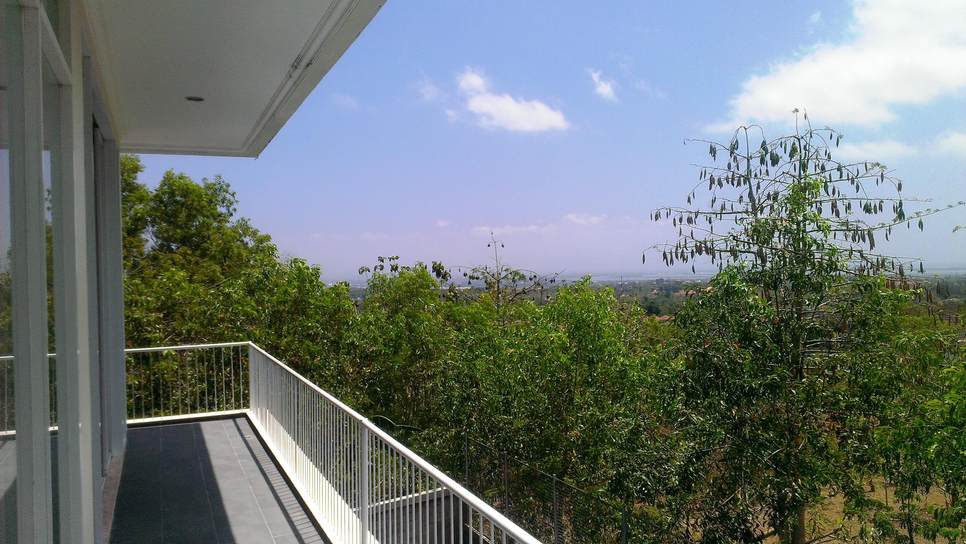 Villa dengan pemandangan perbukitan indah