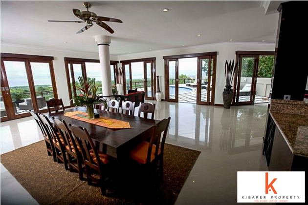 Luxurious property in Bukit with amazing views