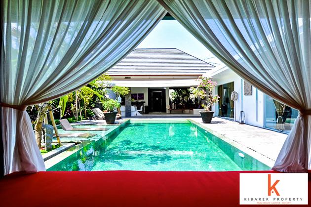 Great Villa Investment in Bali