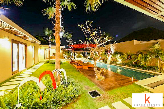 Stylish villa in Seminyak