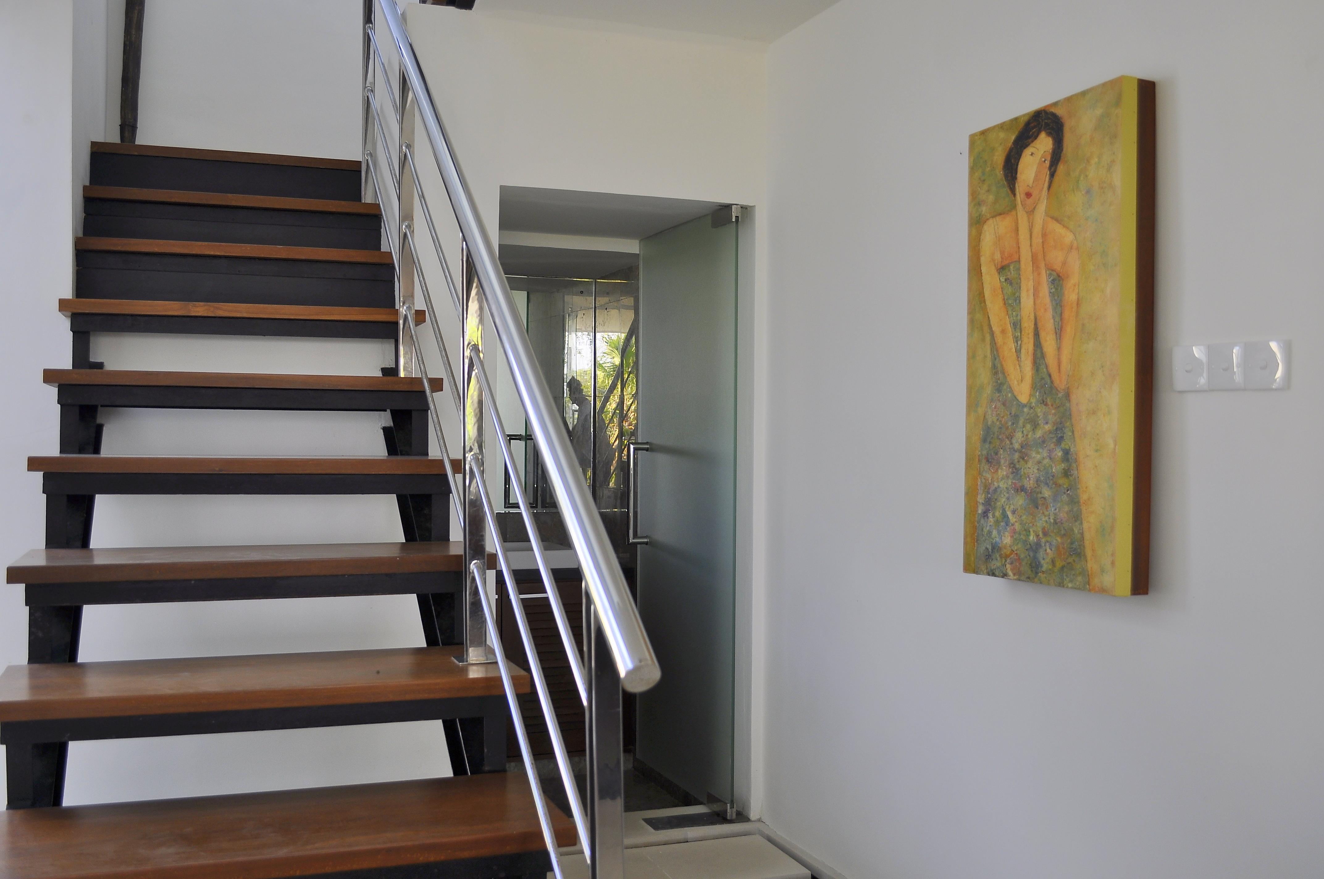 Komleks villa dengan Pemandanga Pantai di Balangan