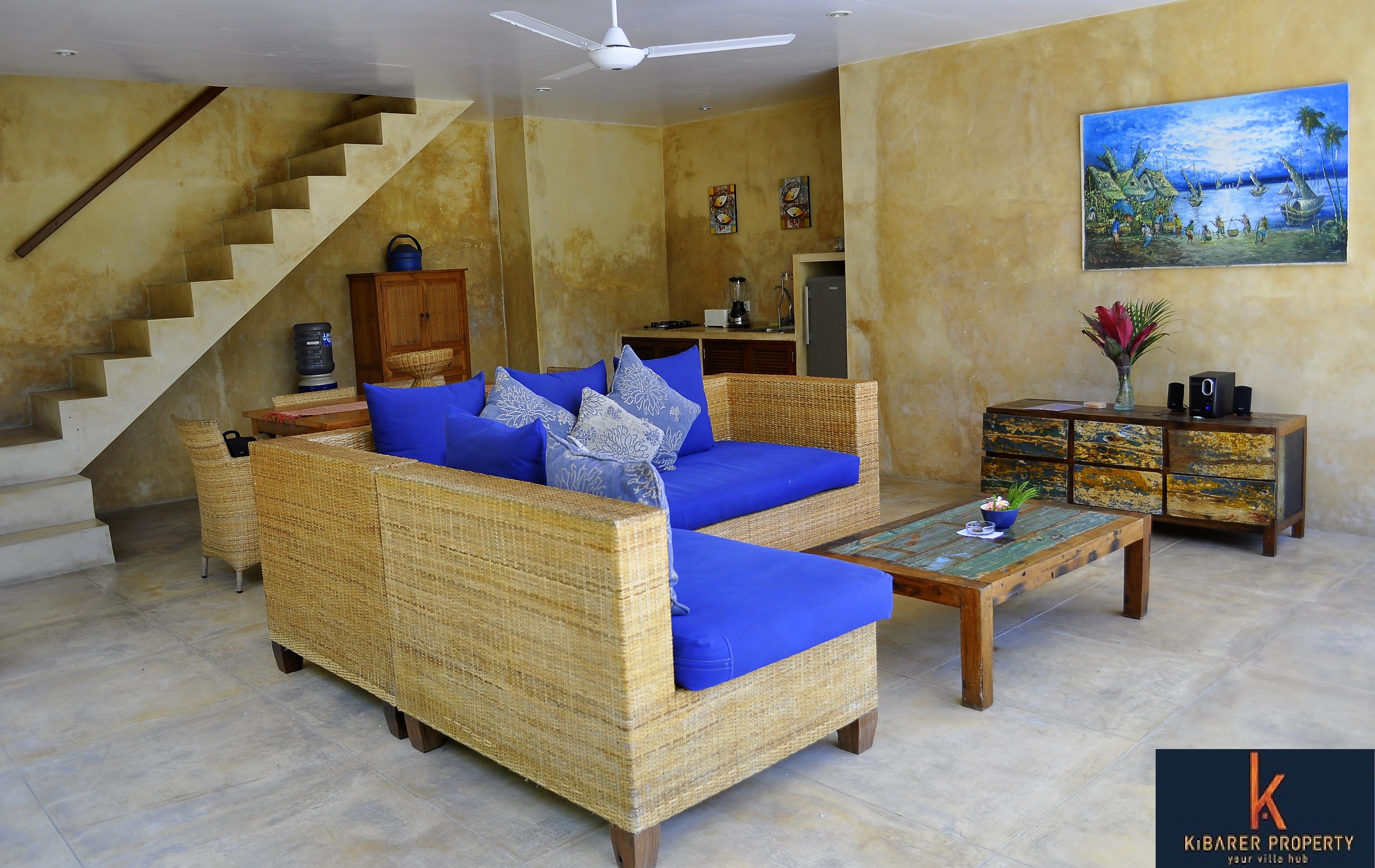Incroyable complexe de villas pour investir à Seminyak