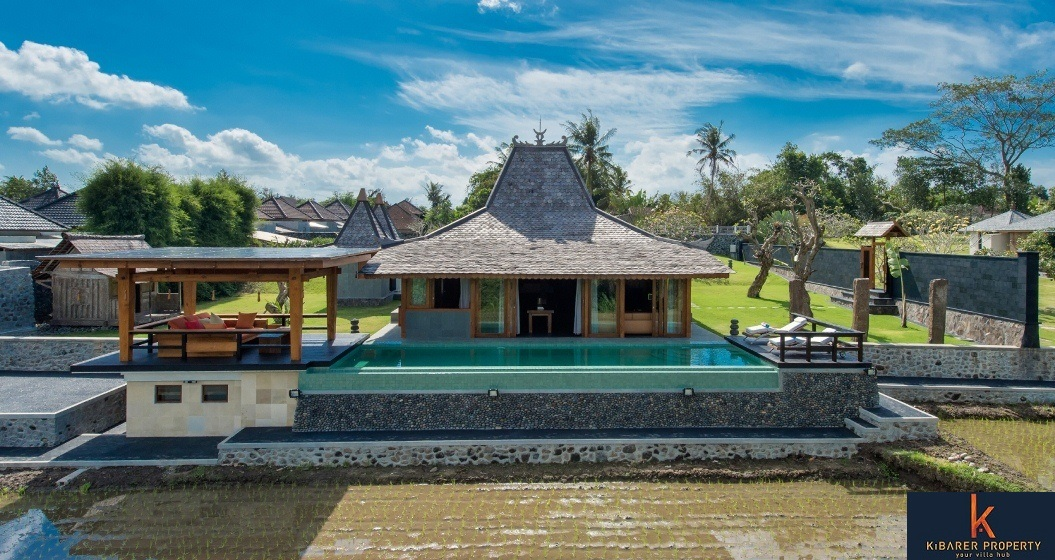 Magnificent Villa with Stunning View in Tanah Lot