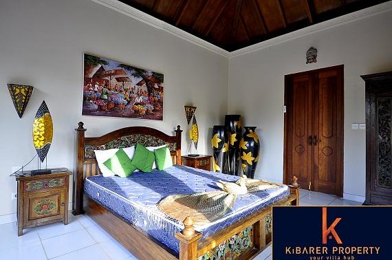 Villa for sale in Nusa Dua
