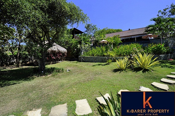 Cliff side villa for sale in Nusa Dua