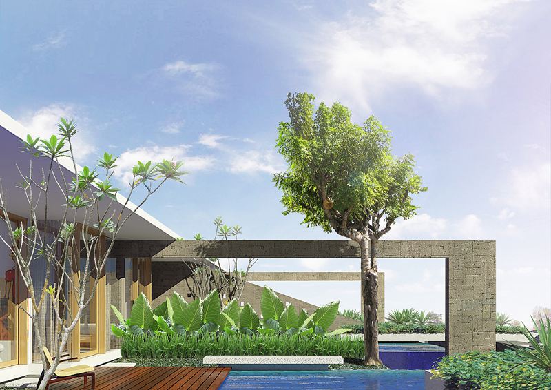Premium Freehold Boutique Villa with Ocean View For Sale in Bukit