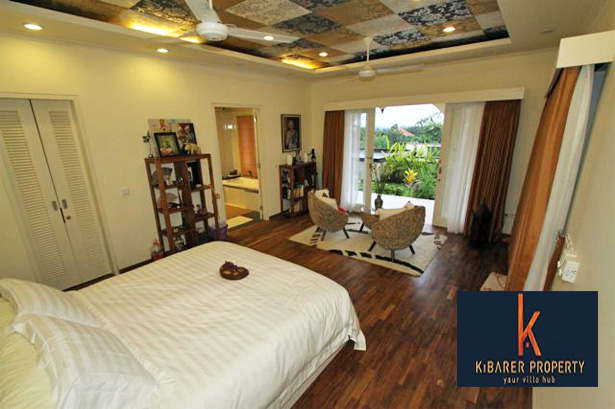 The Perfect Family Residence with Ocean View in Jimbaran