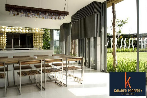 Stunning Architectural Villa For Sale In Canggu