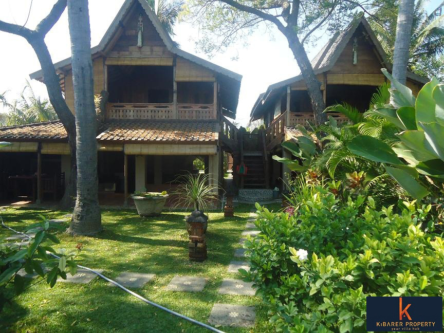 Villa de bord de mer à vendre au nord de Bali 6 chambres