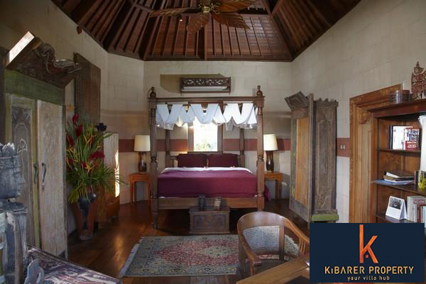 Multi tradisional Tingkat Villa Dijual di Yeh Gangga