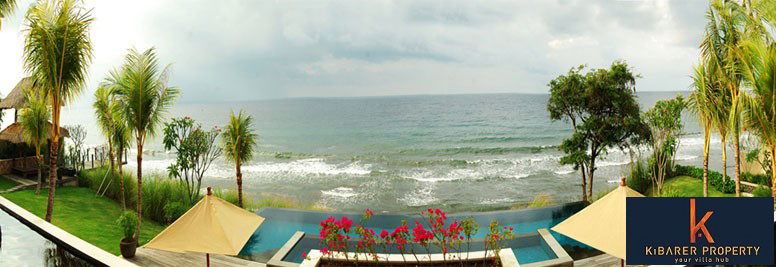 Private Ocean Front Villa is Located in Amed