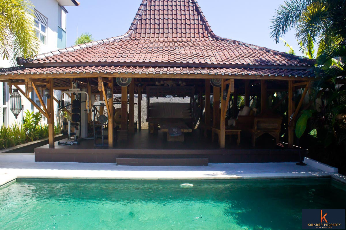Traditional Balinese Villa for Sale in Sanur