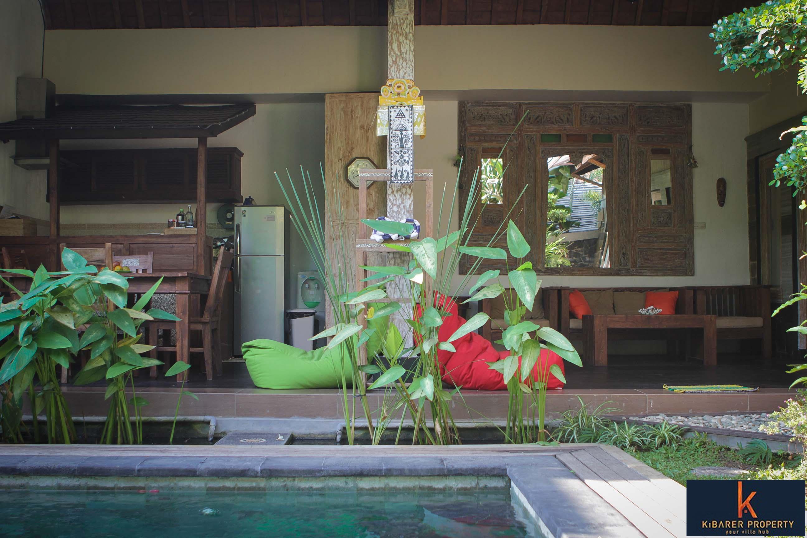 Complex Villa for Sale in Kerobokan