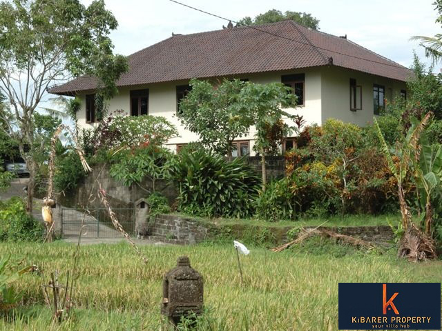 Bungalow and Villa for Sale in Tabanan