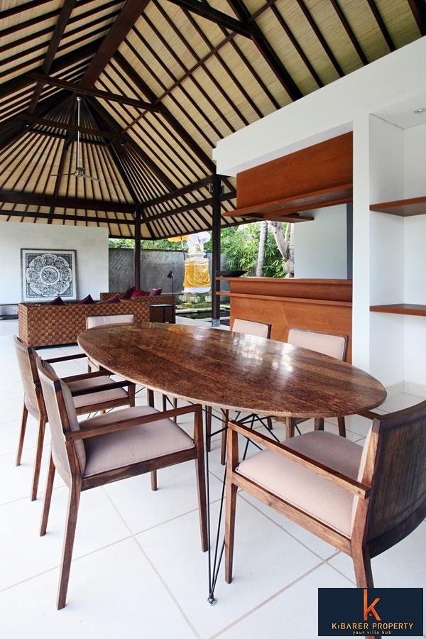 Landscaped Garden Villa for Sale in Pererenan