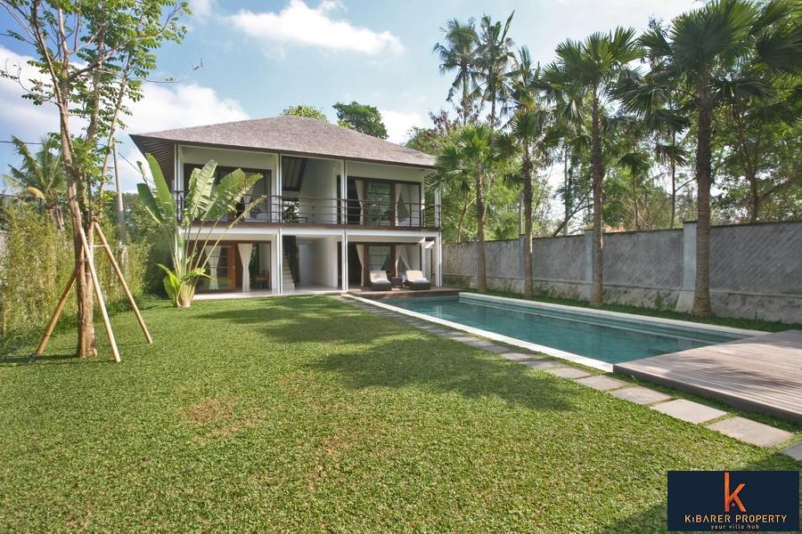 Taman Garden Villa Dijual Di Pererenan Kibarer Property