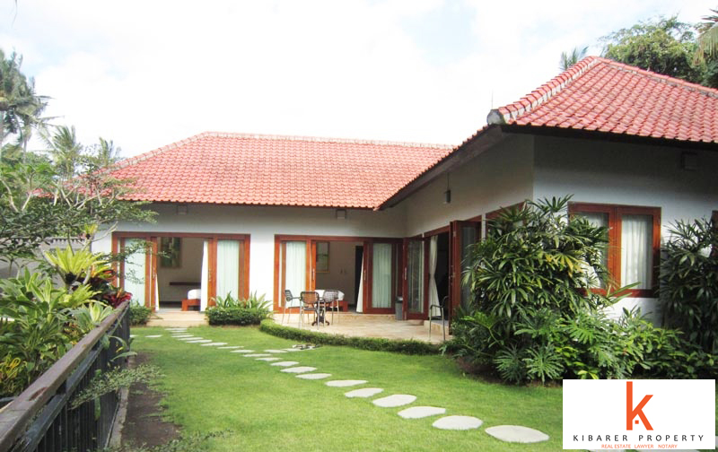 Serenity Villa for Sale in Sanur