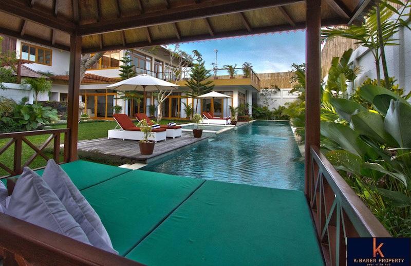 Incroyable villa à vendre 4 chambres à Seminyak