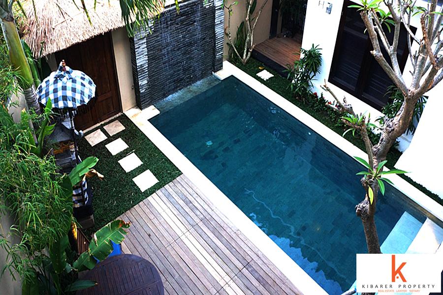 3 Kamar tidur Freehold Villa Dijual di Nusa Dua
