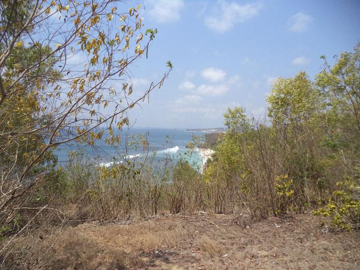BluePoint oceanview 1.53ha dengan tebing front