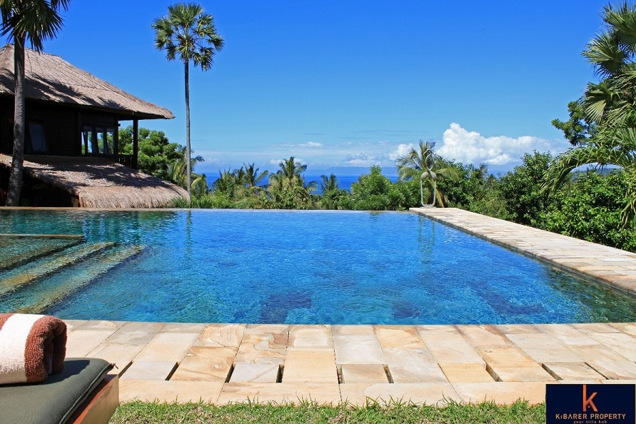 Stunning Ocean View Freehold 9 Bedroom Property For Sale In Candi Dasa