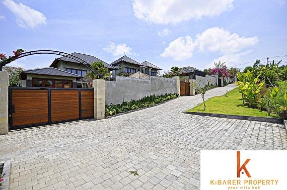 Besar peluang investasi freehold di Pererenan, 4 villa kompleks