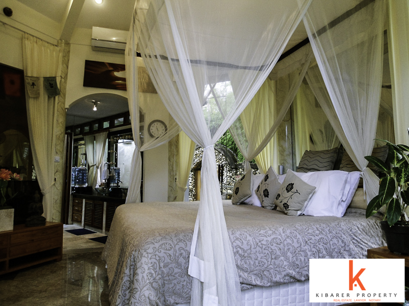 Modern Balinese Villa for Sale in the very Heart of Seminyak