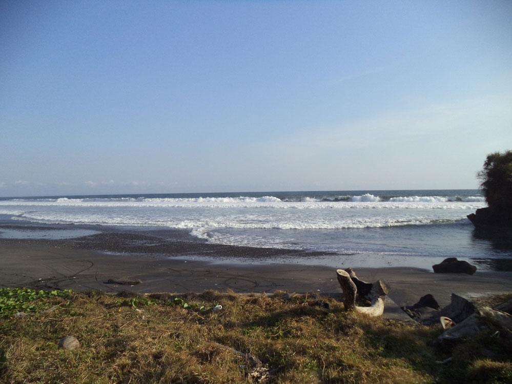 Freehold beachfront land - Pasut Beach Tabanan