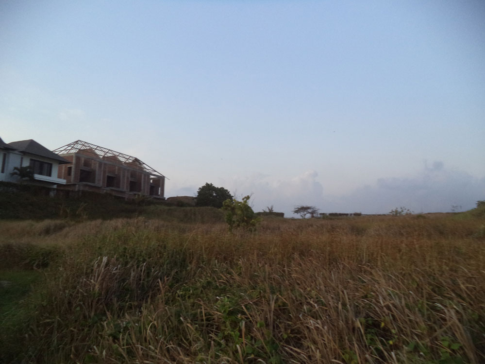 Beachfront Land freehold Yeh Gangga Tabanan