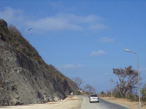 Beautiful beach land Pandawa beach 22 are
