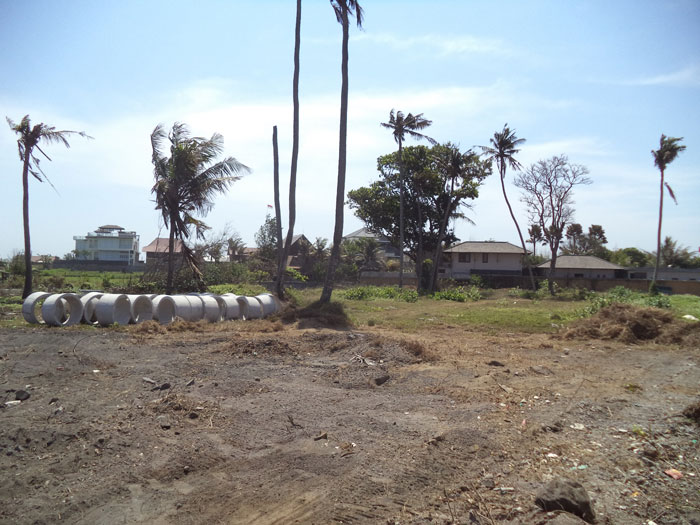 Trully beachfront land Ketewel Gianyar