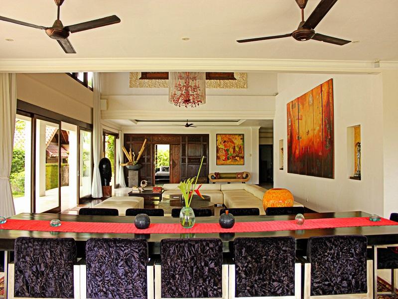Kompleks villa unik dan mewah di Pererenan, Canggu