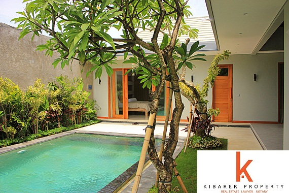 New and beautiful villa for sale in Umalas