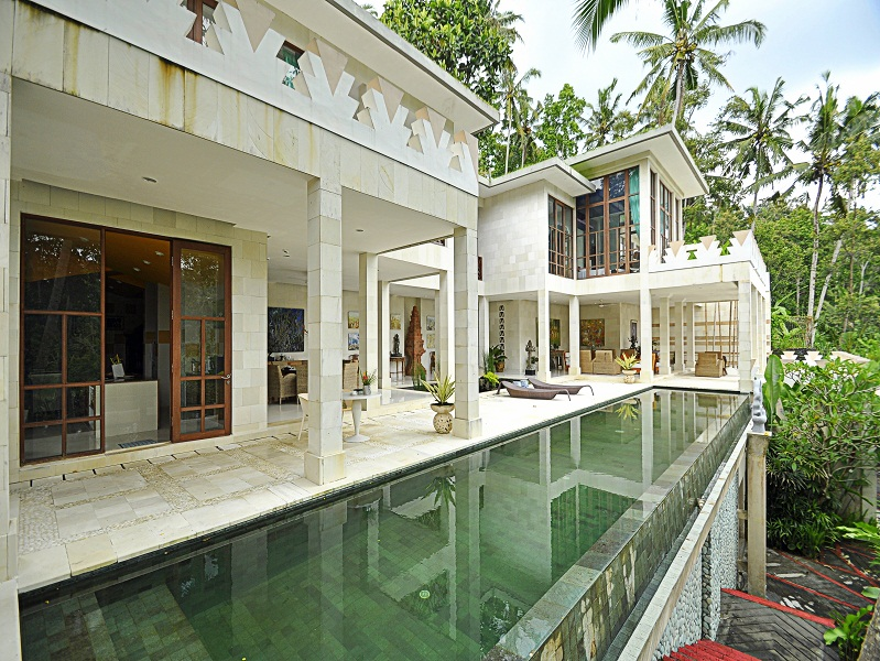 Beautiful freehold real estate for sale in Ubud