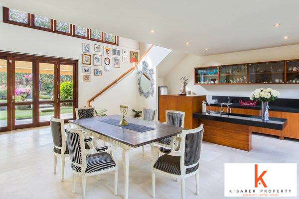 Excellent Three Bedrooms Villa for sale in Bali