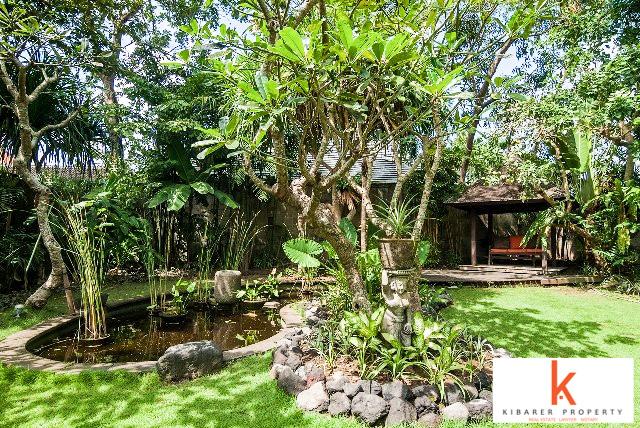 Rice Fields Voir Villa à Vendre à Berawa