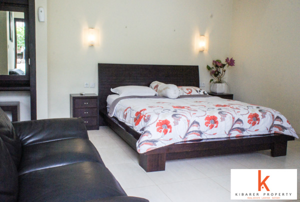 Balinese Modern Villa for Sale in Nusadua