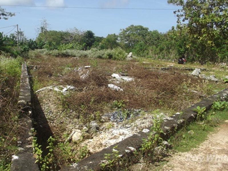 Strategic location freehold land 500m2 Ungasan