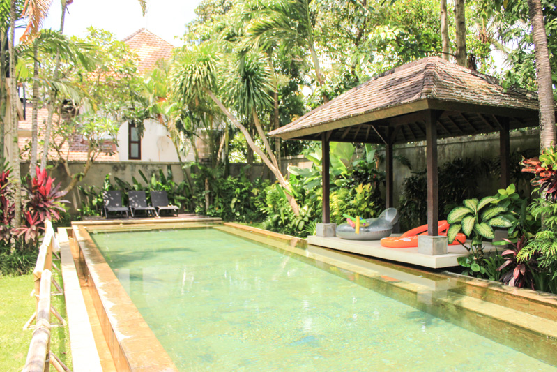 Freehold Tropical Living in Canggu