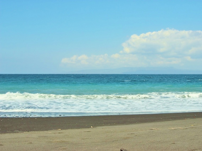 Beachfront land for sale in Padang Bai East of Bali