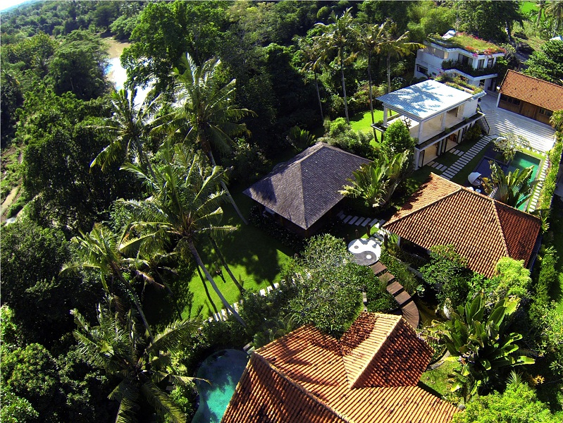 Beautiful resort for sale in Tabanan