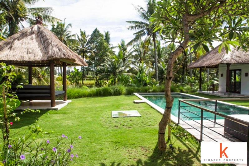 Cozy 3 Bedrooms Villa for Sale in Ubud