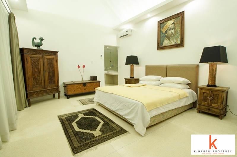 Villa deux chambres Petitenget