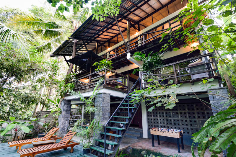 River Side Villa for Sale in Tabanan