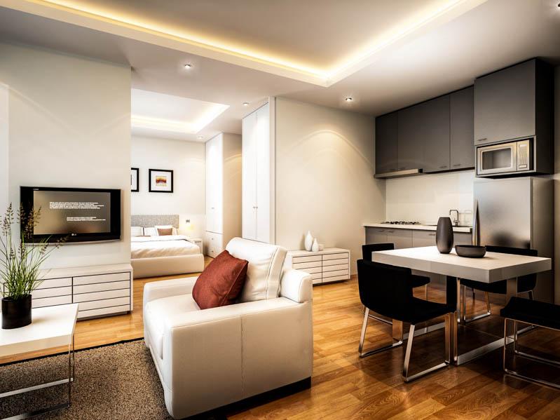 Beaux appartements exclusifs à vendre à Kuta